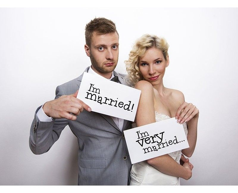 Borden I'm married/I'm very married