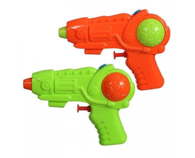 Pinata speelgoed waterpistool assorti, per stuk