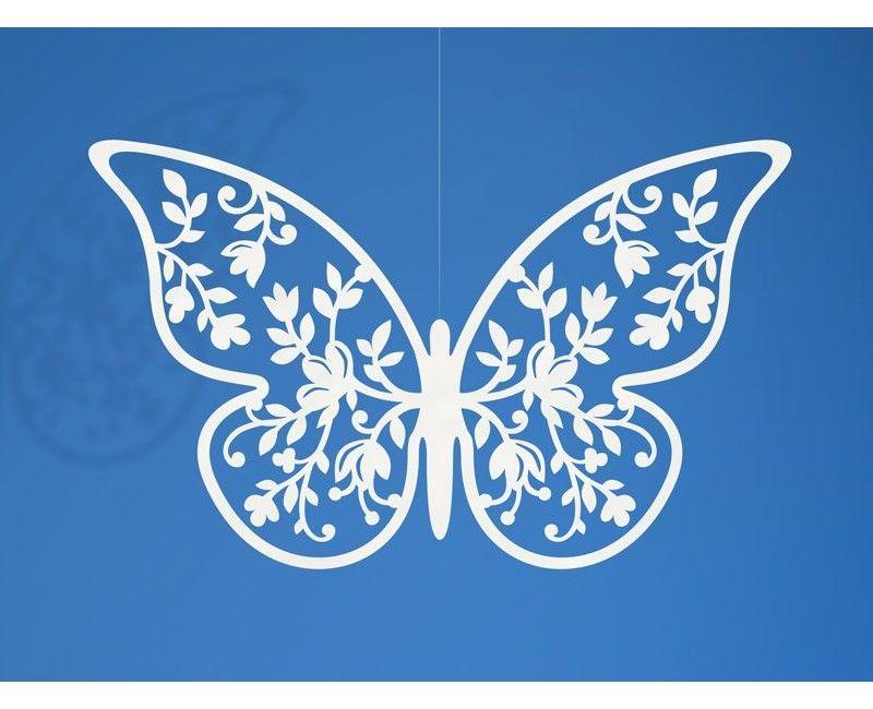 Vlinder decoratie 2
