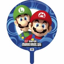 Folieballon 45cm Mario Bros