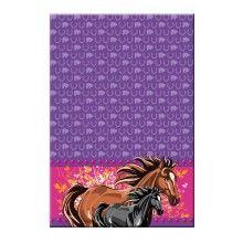 Tafelkleed I love horses