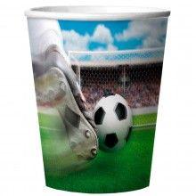 3D bekers Voetbal