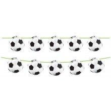Vlaggenlijn voetbal, 10 meter