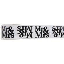 Rol lint Mr & Mrs, 5 meter