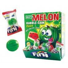 Verpakt snoep watermeloen gum, 10 stuks