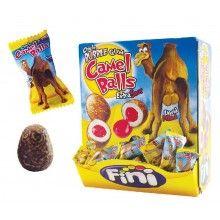 Verpakt snoep kamelenballen kauwgum, 10 stuks