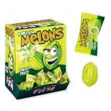 Verpakt snoep meloen gum 10 stuks