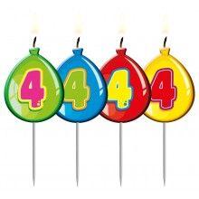 Verjaardags kaarsje ballon 4