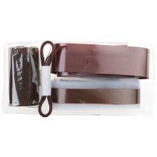 Trouwauto decoratie set chocola, 6-delig