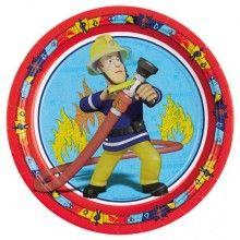 Borden Brandweerman Sam