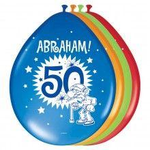 Abraham ballonnen explosion