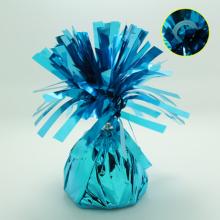 Ballongewicht lichtblauw metallic