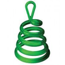 Ballongewicht spiraal groen