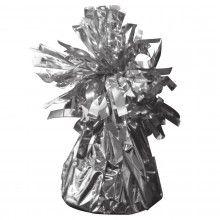 Ballongewicht zilver metallic