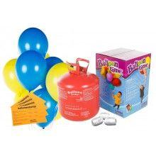 Ballonnen wedstrijd 100 ballonnen