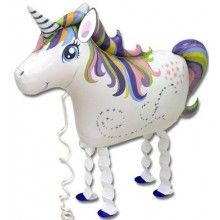 Walking balloon Unicorn 67cm