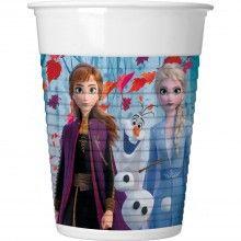 Frozen 2 bekers, 8 stuks