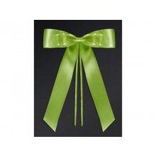 Groene strikken, 4 stuks