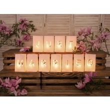 Candlebags Just Married, 11 stuks