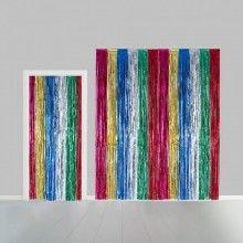 Deurgordijn multicolour 100 x 240cm