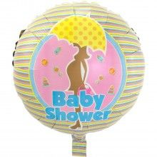 Folieballon babyshower 45cm