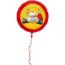 Folieballon 45cm Buurman & Buurman