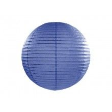 Lampion royal blue 25/35/45 cm