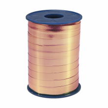 Rol lint 5mm rose gold metallic, 250 meter