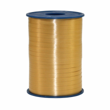 Rol lint 5mm goud, 500 meter