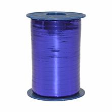 Rol lint 5mm blauw metallic, 250 meter