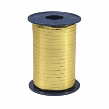 Rol lint 5mm goud metallic, 225 meter