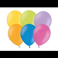 Party ballon 27cm assortie, 10 stuks