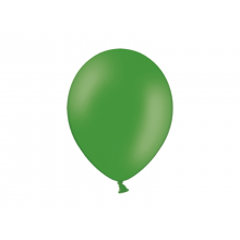 Party ballon 27cm groen, 10 stuks