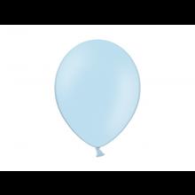 Party ballon 27cm lichtblauw, 50 stuks