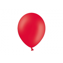 Party ballon 27cm rood, 50 stuks