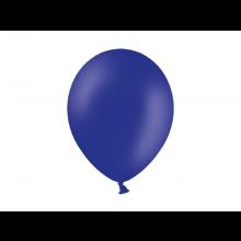 Party ballon 27cm blauw, 10 stuks