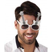 Partybril Gitaar, per stuk