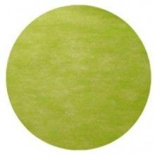 Placemat 36cm groen, 10 stuks