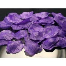 Rozenblaadjes violet, 100 stuks