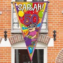 Sarah megavlag 90 x 150cm, per stuk