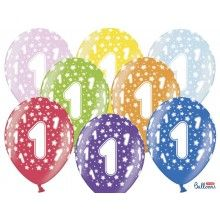 Leeftijd ballonnen 1 jaar