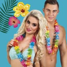 Hawaii slinger multicolour, 25 stuks