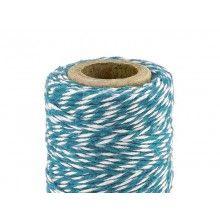 Bakkers touw blauw 50 meter