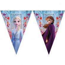 Frozen 2 vlaggenlijn slinger, lengte 2 meter