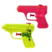 Pinata speelgoed waterpistool assorti, 2 stuks